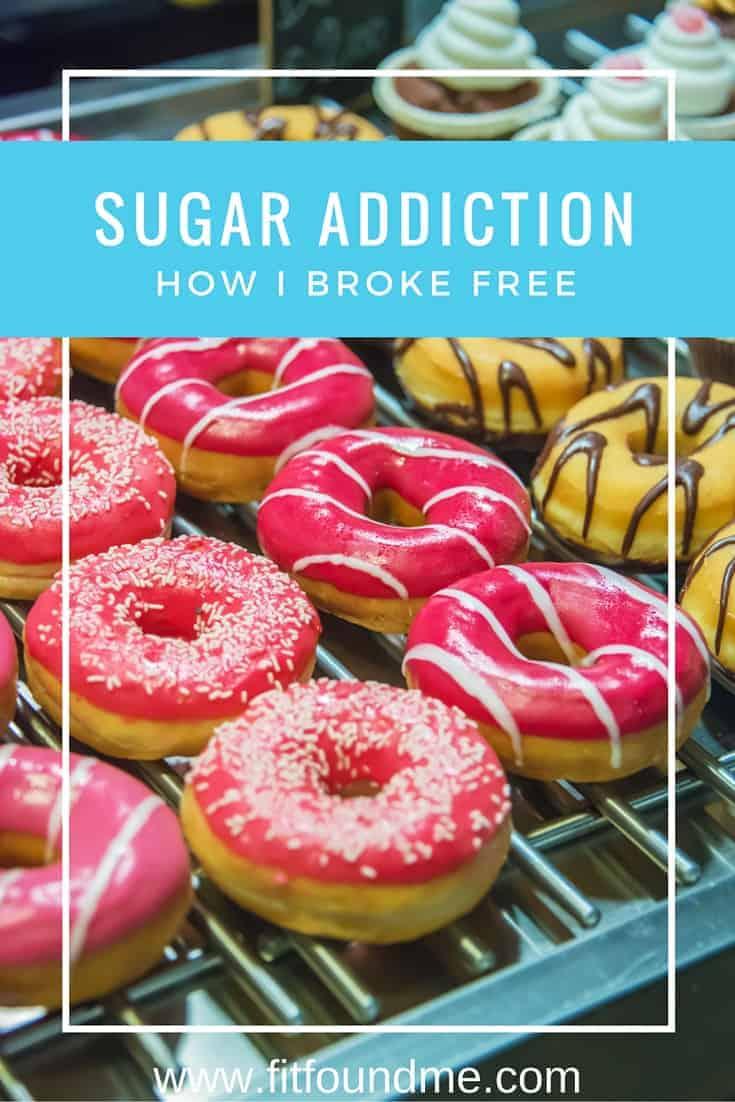 break the sugar addiction