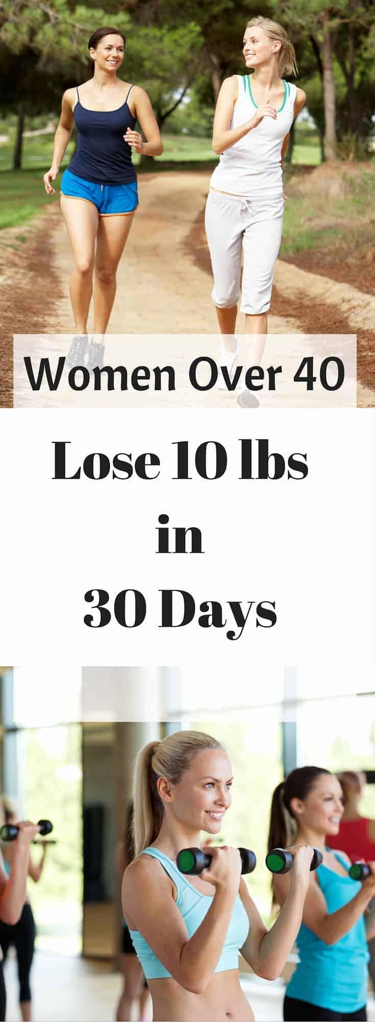 women over 40