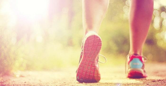 10000 steps a day plan
