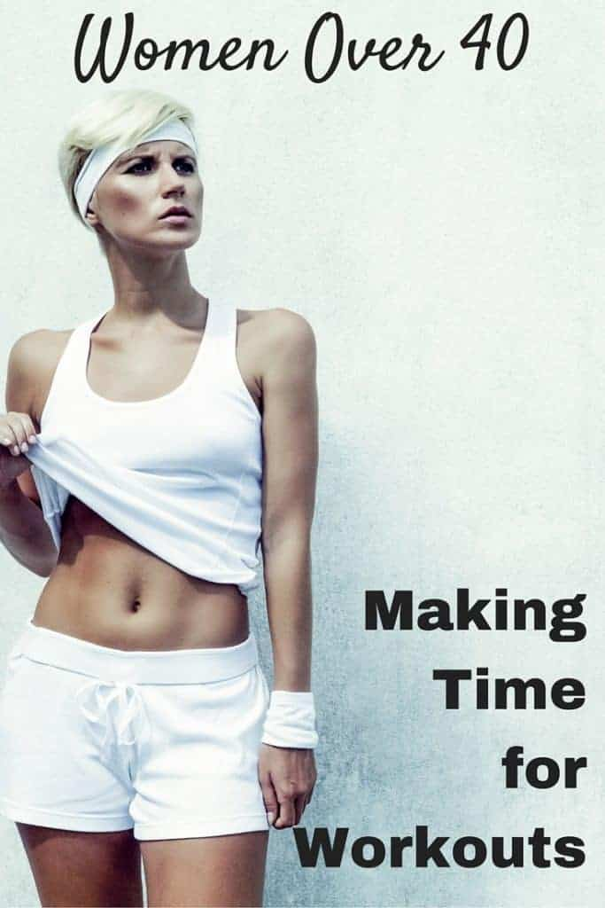 make time for workouts