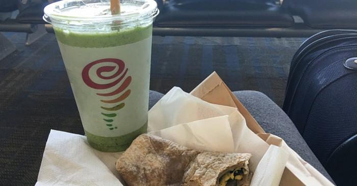 amazing greens smoothie