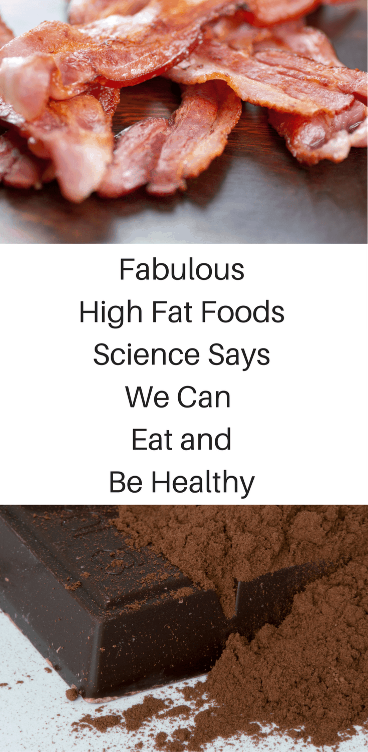high fat foods