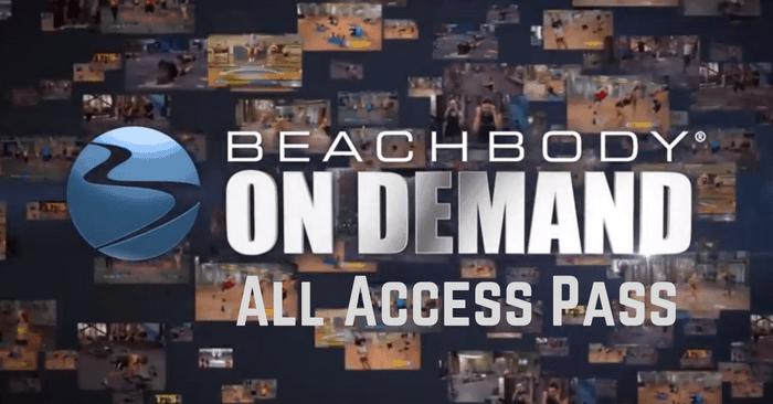 Beachbody on Demand All access