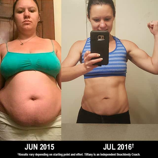 beachbody weight loss