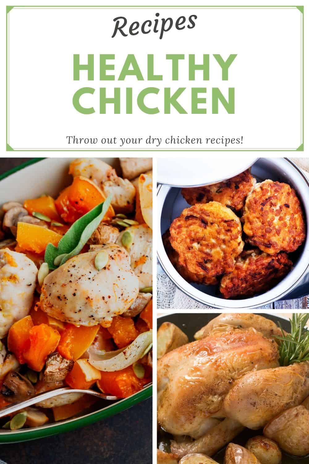 healthy chicken recipes pictures of chicken dishes