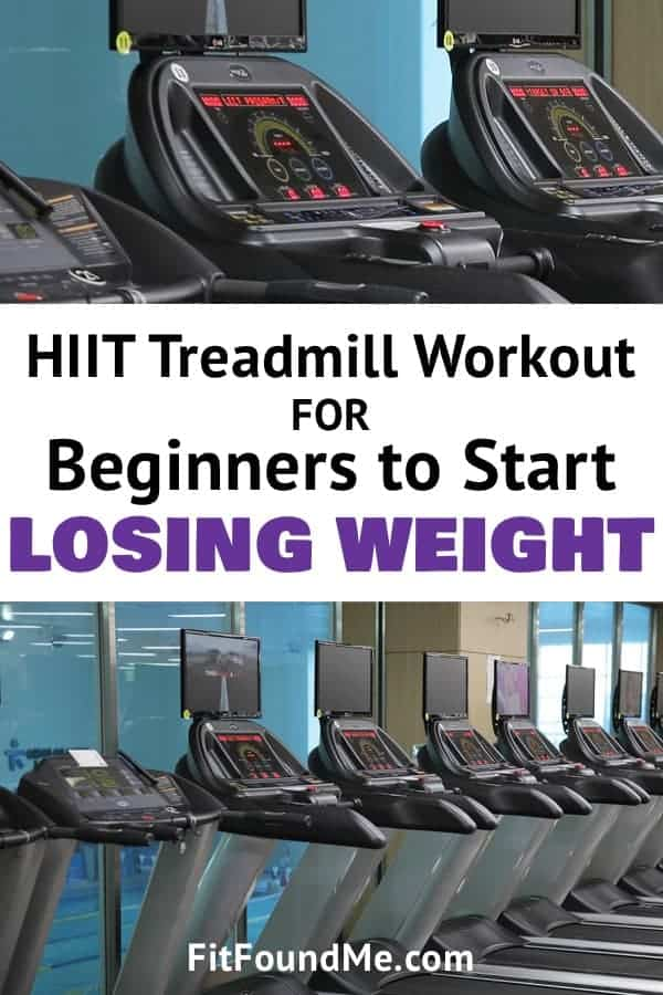Treadmill workouts for beginners