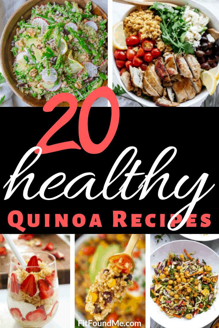 pictures of quinoa salad, quinoa dessert, quinoa oatmeal, healthy quinoa side dishes