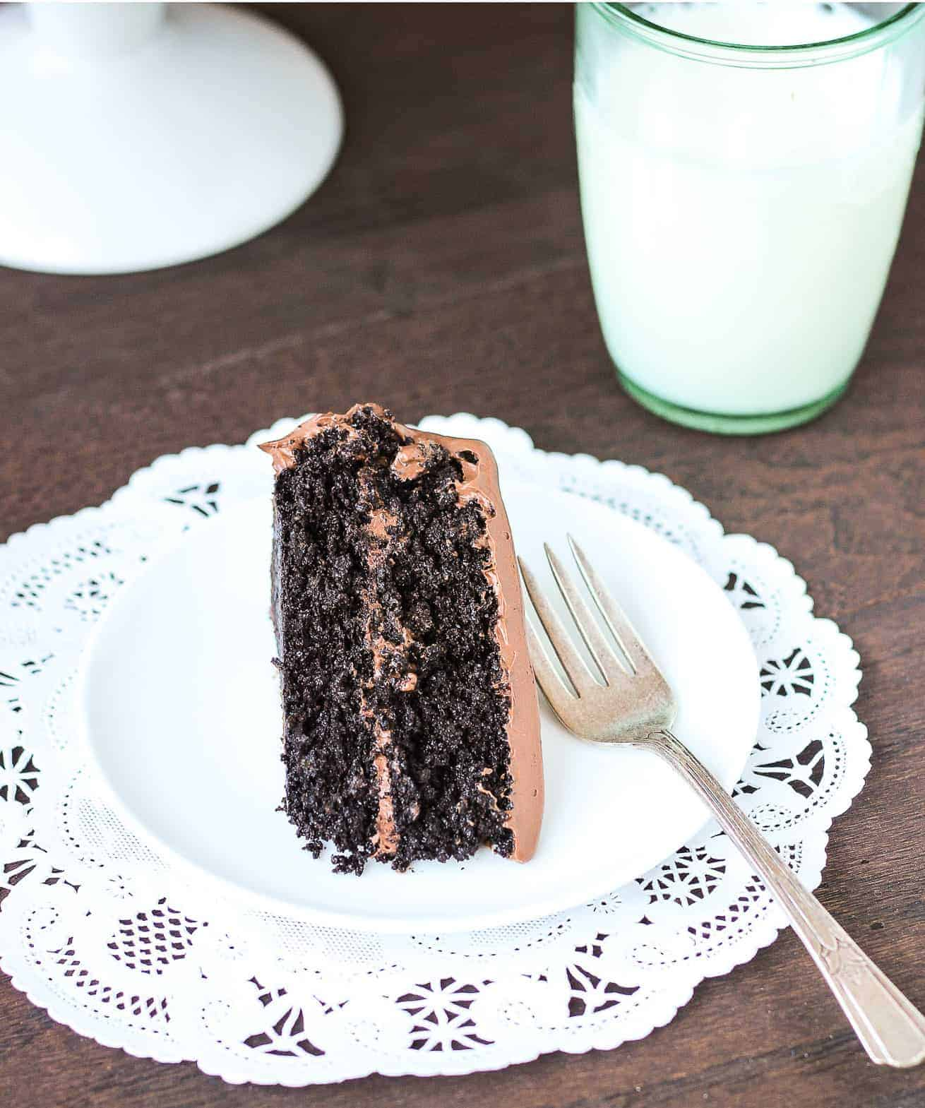 quinoa dessert chocolate cake using quinoa