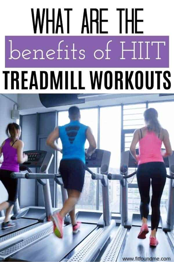 What are the benefits of a HIIT treadmill workout? What makes a good HIIT treadmill workout for a beginner? These and other questions about a HIIT treadmill workout here for you to be the healthy person you want to be. #hiittreadmill #treadmillworkout #hiit via @fitfoundme