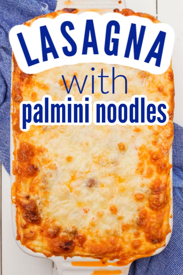 I gave up on lasagna when I started counting my carbs until I found the Palmini Lasagna strips that are so much better than zucchini lasagna. Give this recipe a try and let me know what you think! #lowcarbrecipes #italianrecipes #lasagna #healthylasagna #recipes via @fitfoundme