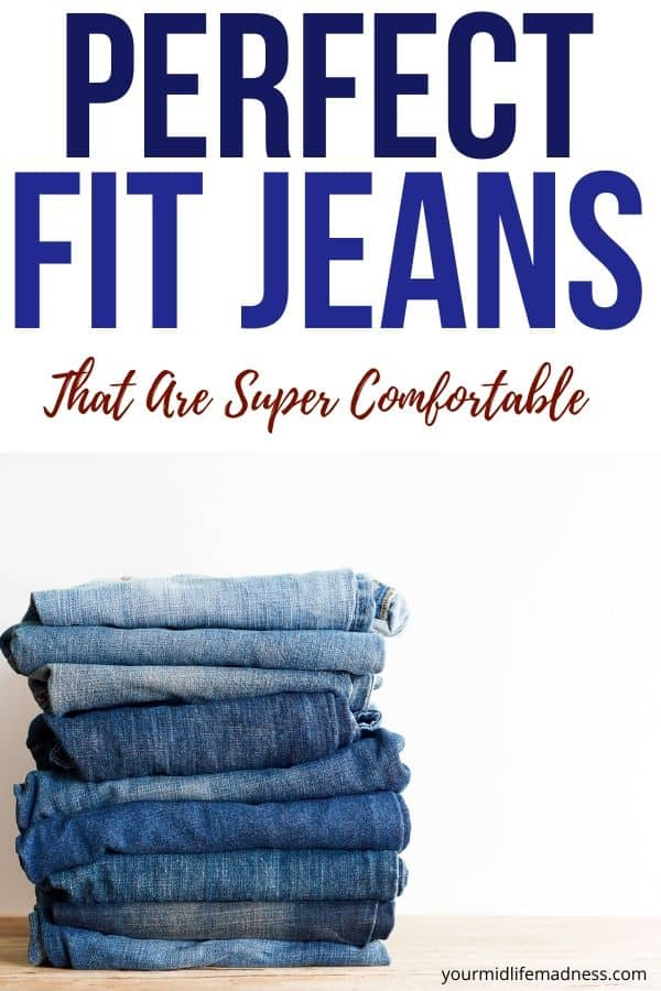 <!-- /wp:paragraph --Madison and I did some shopping recently to get some new jeans and we were really very surprised how well the trip went.  via @fitfoundme