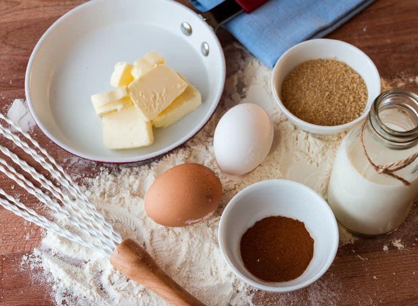 ingredients to make keto recipe